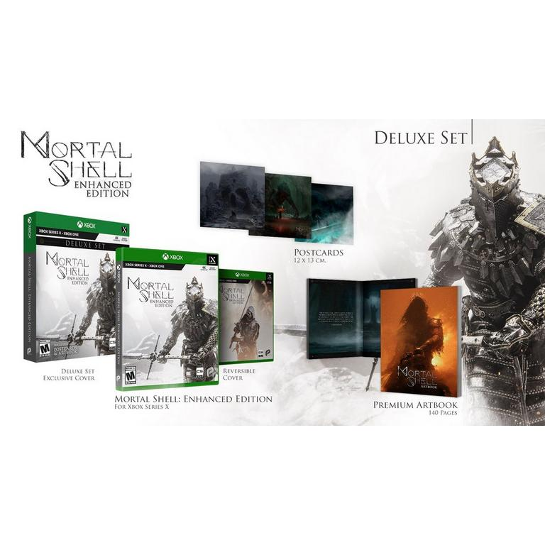 Mortal Shell Enhanced Edition - Deluxe Set
