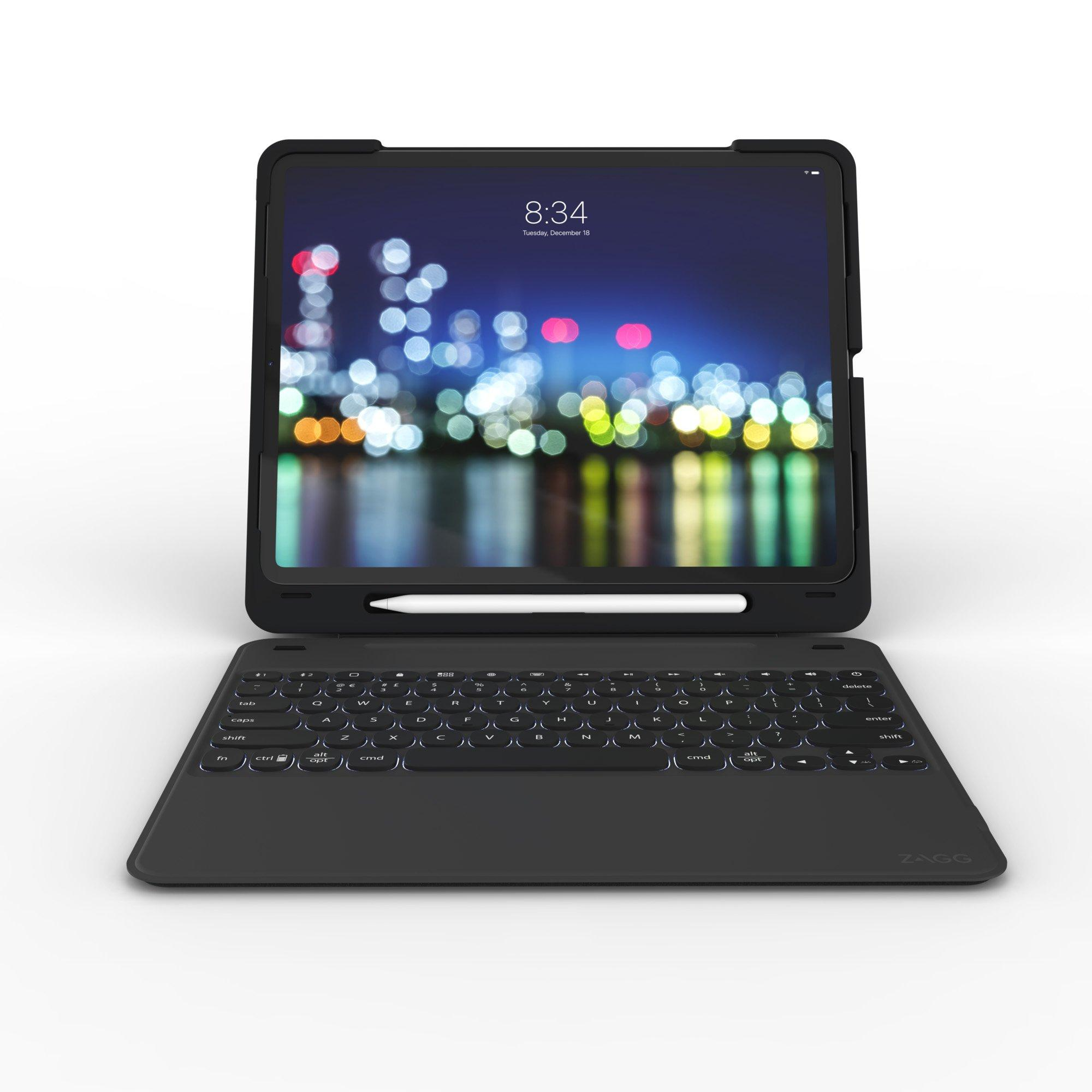 Slim Book Go Bluetooth Keyboard And Case for iPad Pro 12.9 in   Game Stop