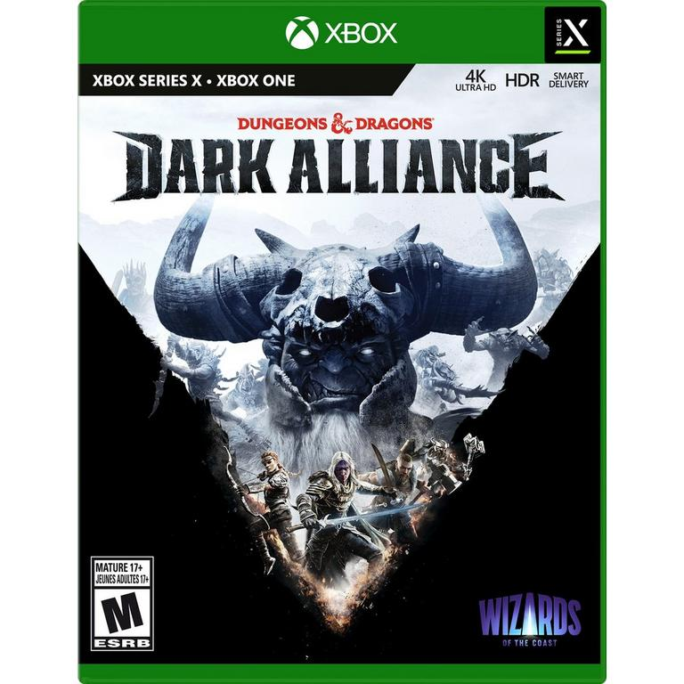 Dungeons and Dragons Dark Alliance - Xbox One