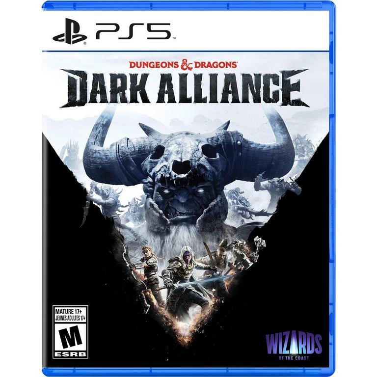 Dungeons and Dragons Dark Alliance - PlayStation 5