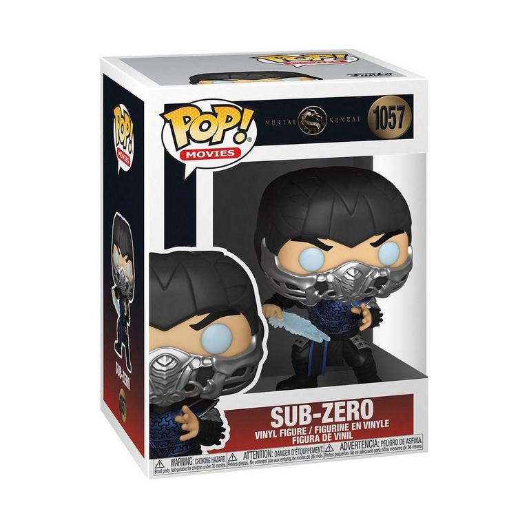 POP! Movies: Mortal Kombat Sub-Zero