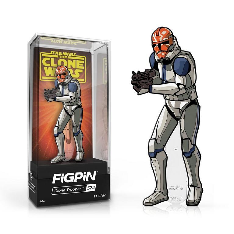 Star Wars: The Clone Wars Clone Trooper FiGPiN