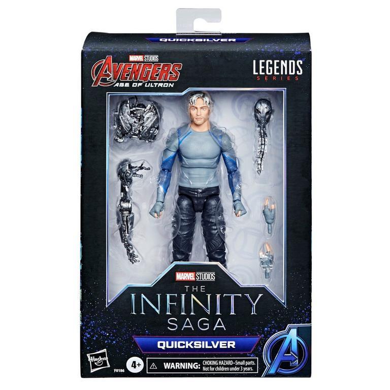 Marvel Legends Series Avengers: Age of Ultron Quicksilver Action Figure