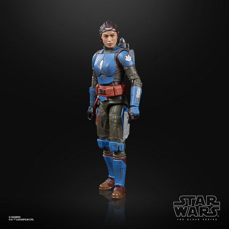 Star Wars The Mandalorian Koska Reeves Black Series Action Figure