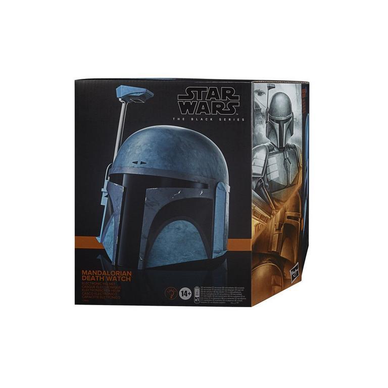 Star Wars: The Mandalorian - Mandalorian Death Watch The Black Series Helmet Only at GameStop