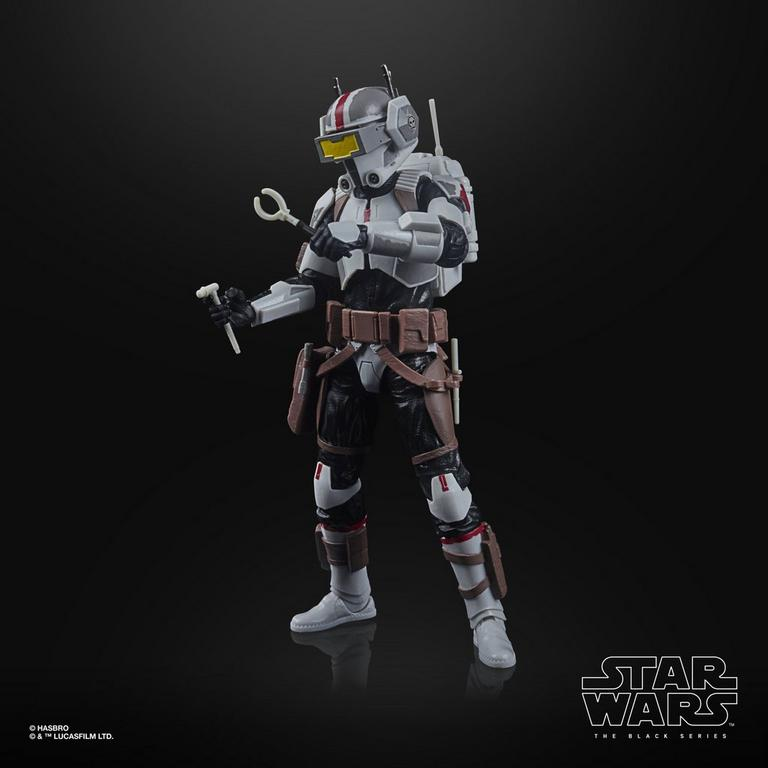 Star Wars The Bad Batch Tech Black Series Action Figure