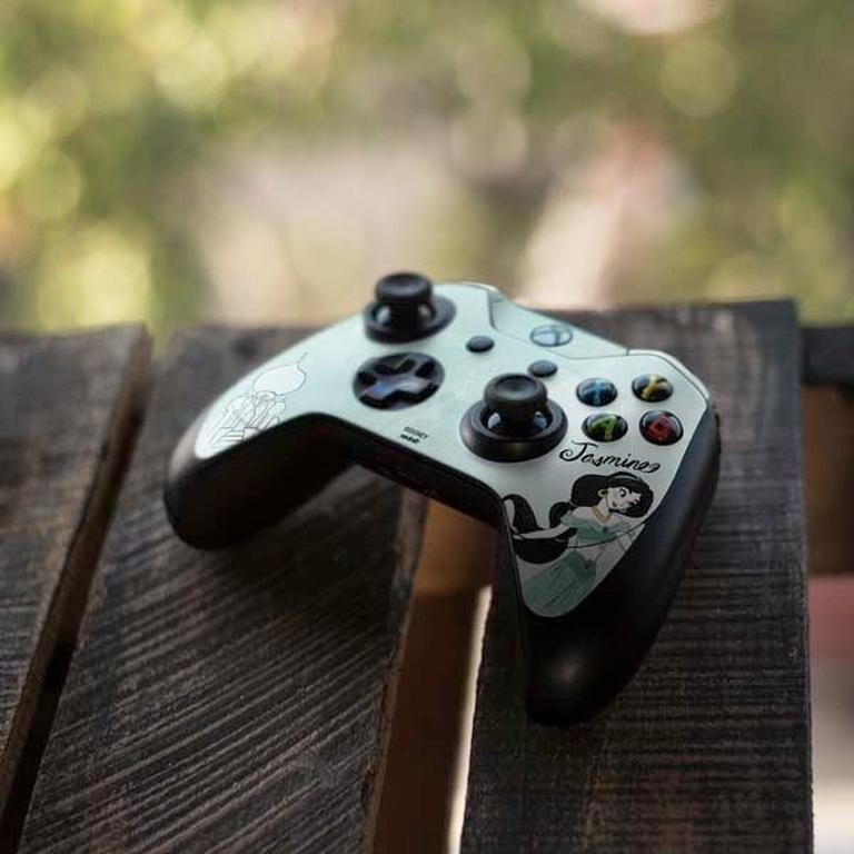 Disney Princess Jasmine Controller Skin for Xbox One Elite