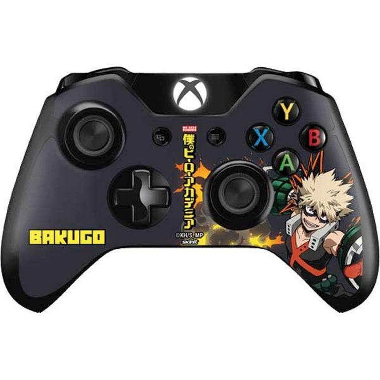 My Hero Academia Katsuki Bakugo Controller Skin for Xbox One