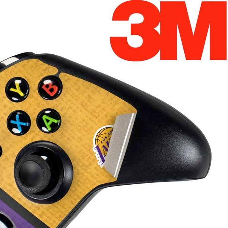 NBA Los Angeles Lakers Controller Skin for Xbox One