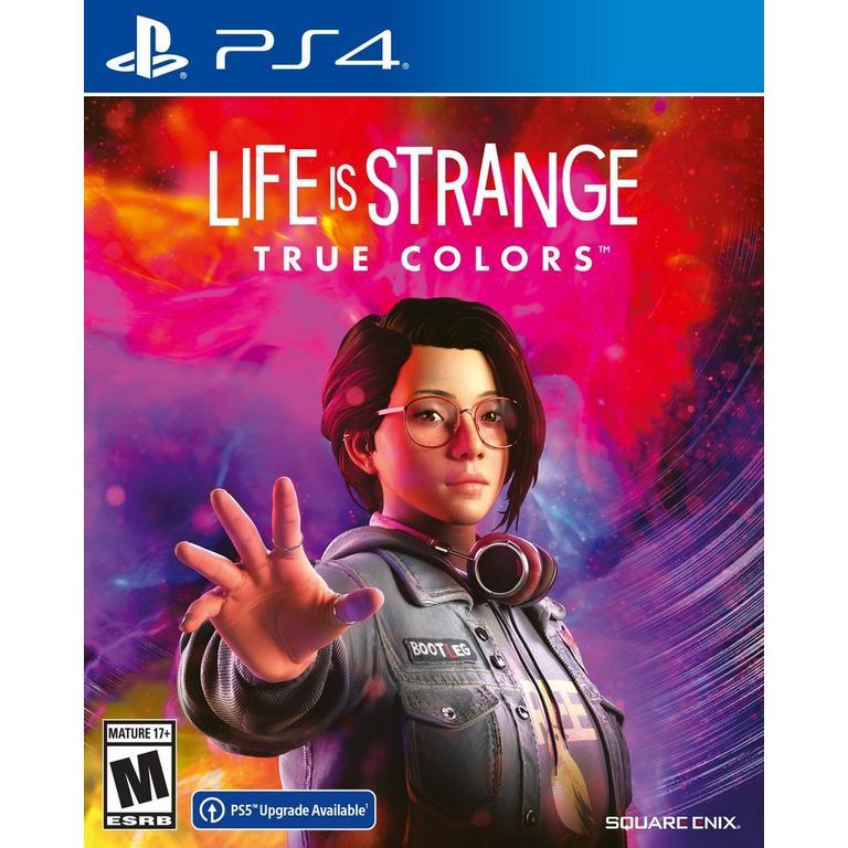 Preorder Life is Strange: True Colors PS4 Games Square Enix GameStop