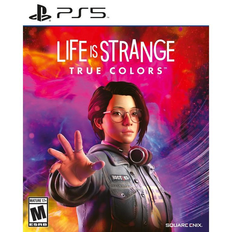 Preorder Life is Strange: True Colors PS5 Games Square Enix GameStop