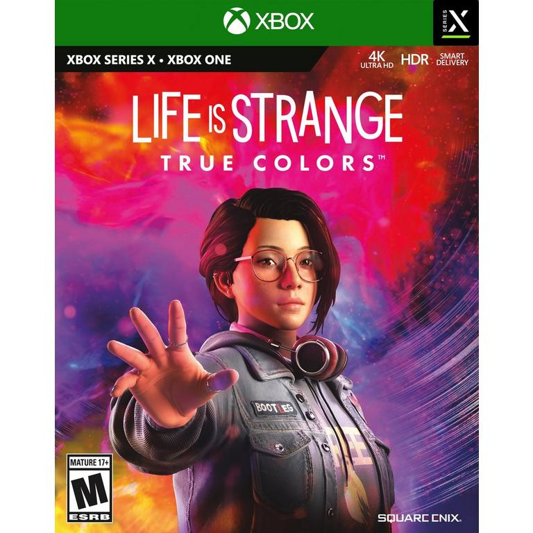 Preorder Life is Strange: True Colors Xbox One Games Square Enix GameStop