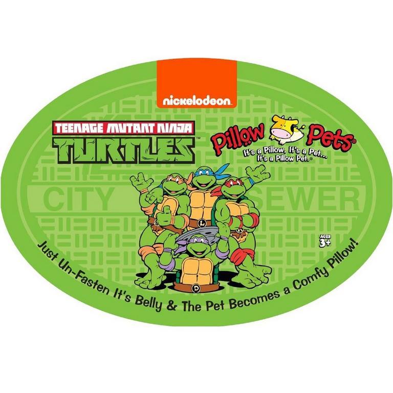 Teenage Mutant Ninja Turtles Raphael Pillow Pet