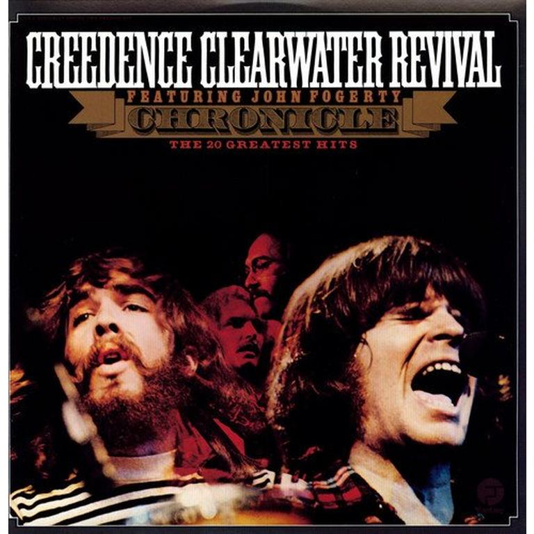 Chronicle: The 20 Greatest Hits by Creedence Clearwater Revival and John Fogerty Vinyl
