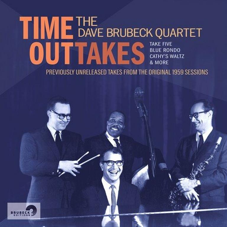 Time Outtakes by Dave Brubeck Vinyl