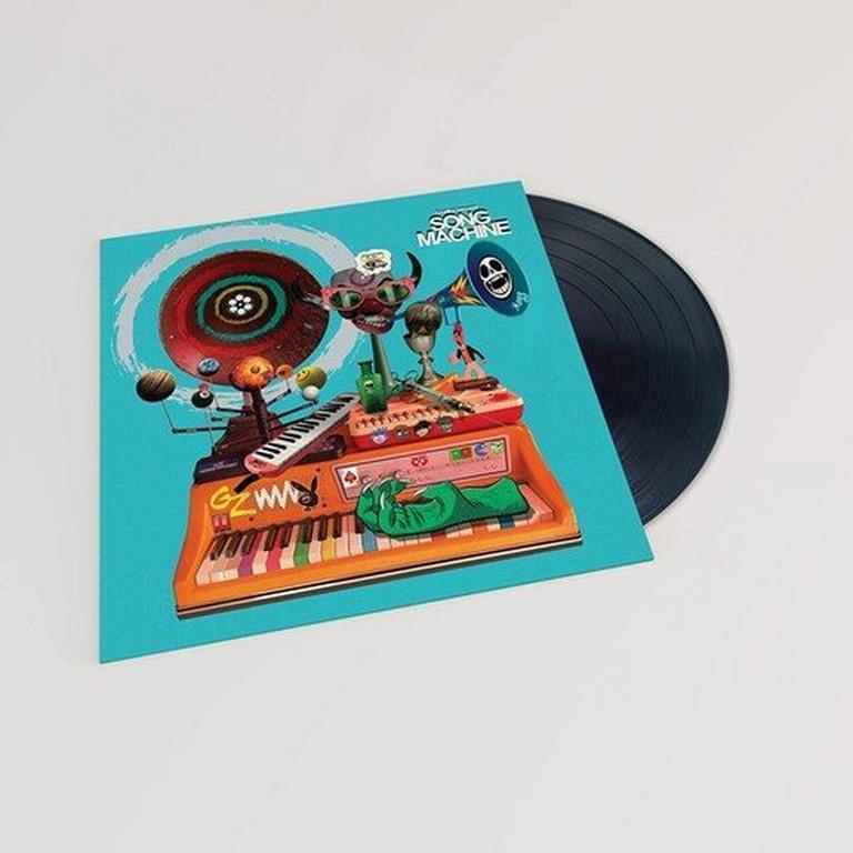 Song Machine, Season One by Gorillaz Vinyl