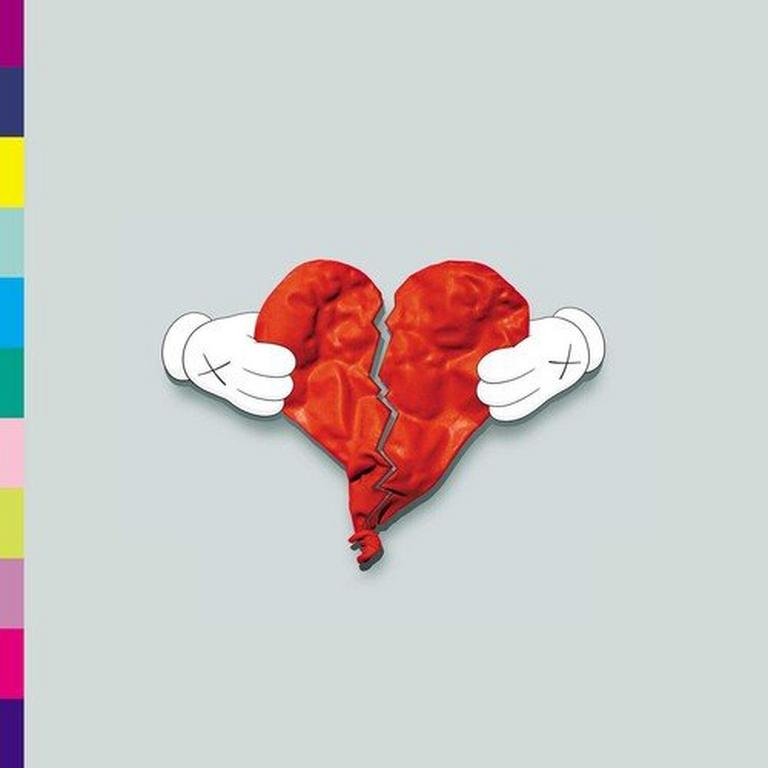 808s and Heartbreak by Kanye West Vinyl