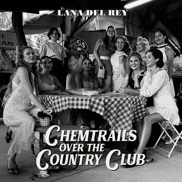 Chemtrails Over The Country Club by Lana Del Rey Vinyl