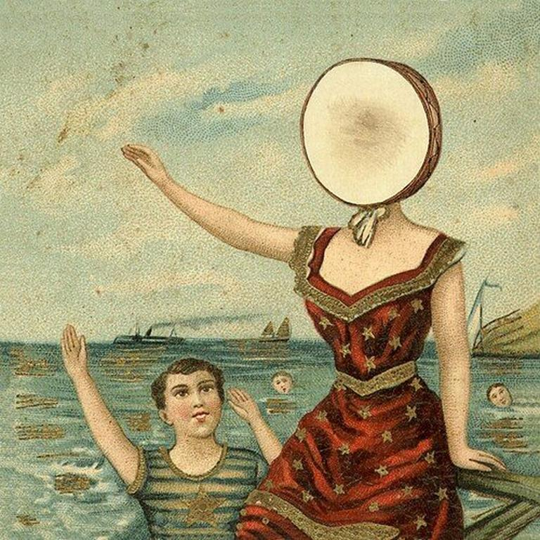 In the Aeroplane Over the Sea by Neutral Milk Hotel Vinyl