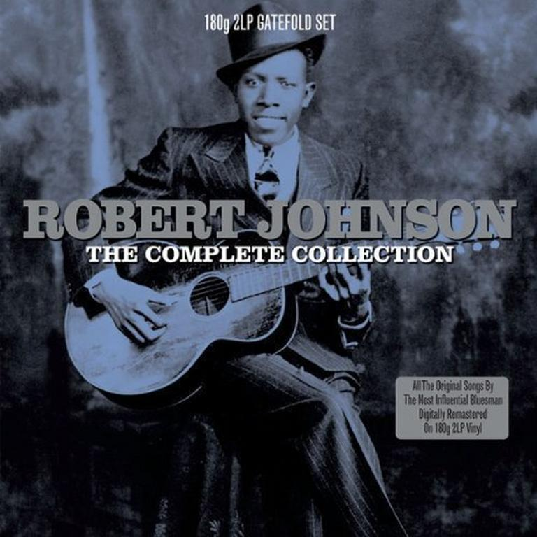 The Complete Collection by Robert Johnson Vinyl
