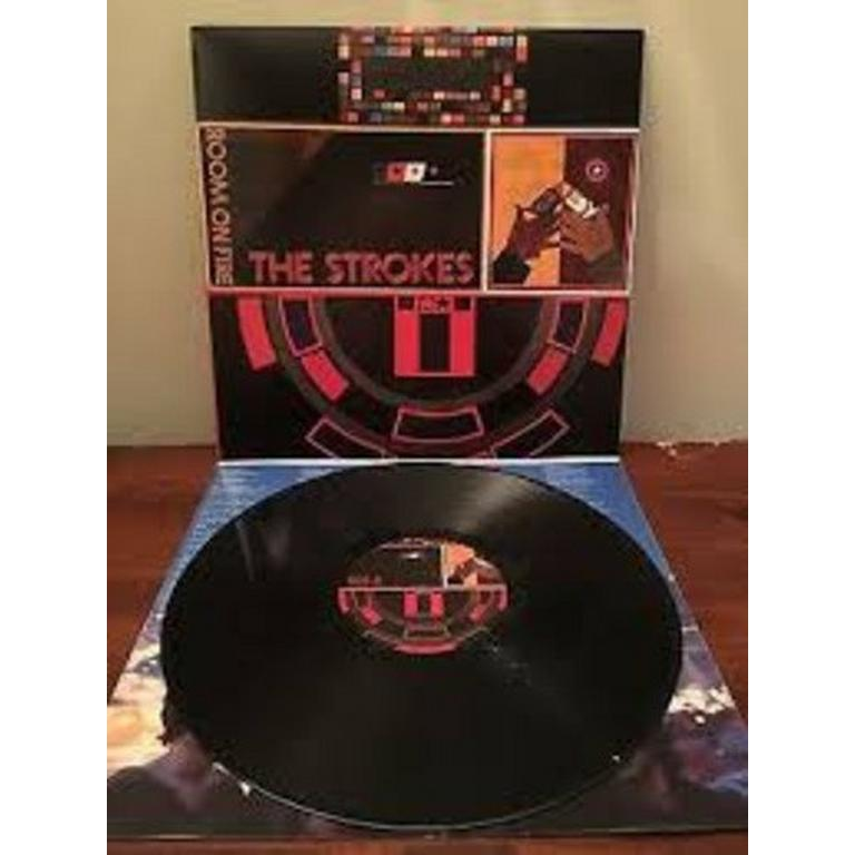 Room on Fire by The Strokes Vinyl