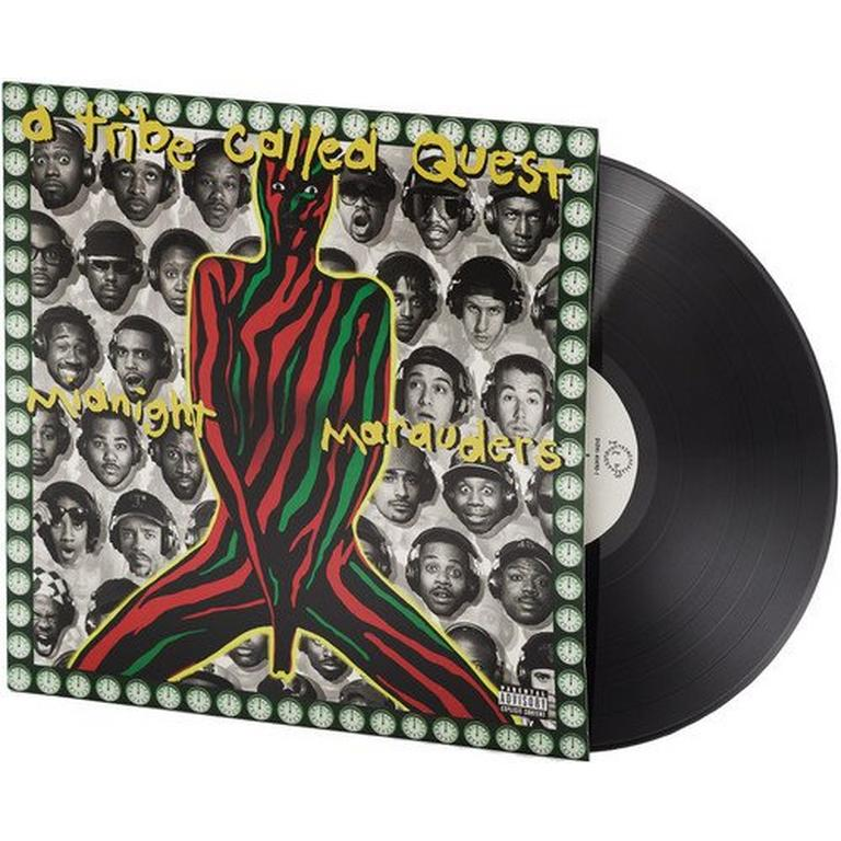 Midnight Marauders by A Tribe Called Quest Vinyl