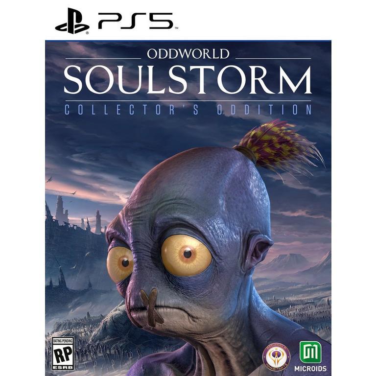 Preorder Oddworld: Soulstorm Collector's Edition PS5 Games Maximum Games GameStop