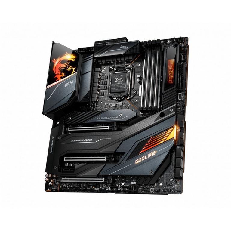 MEG Z490 Godlike RGB Gaming Motherboard