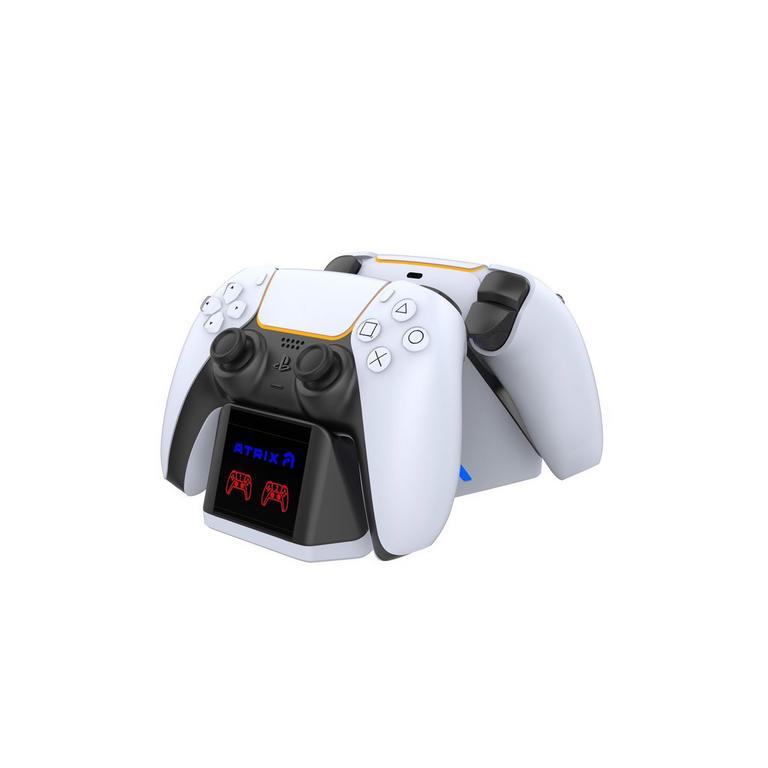 Atrix Dual Sense Charging Station for PlayStation 5
