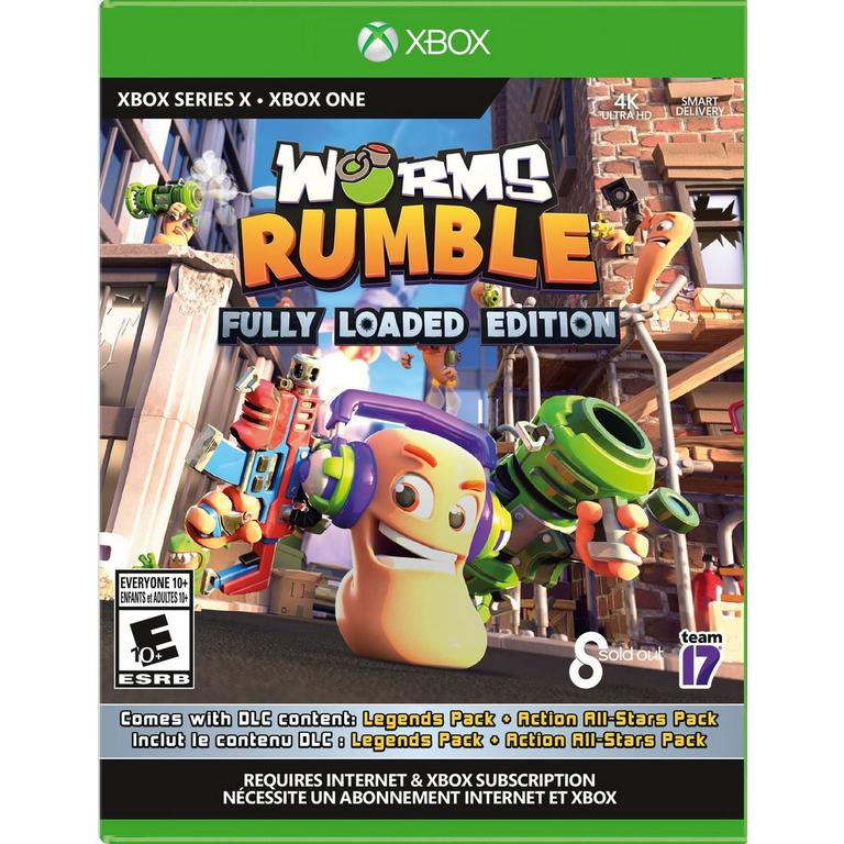 Worms Rumble: Fully Loaded Edition  - Xbox One
