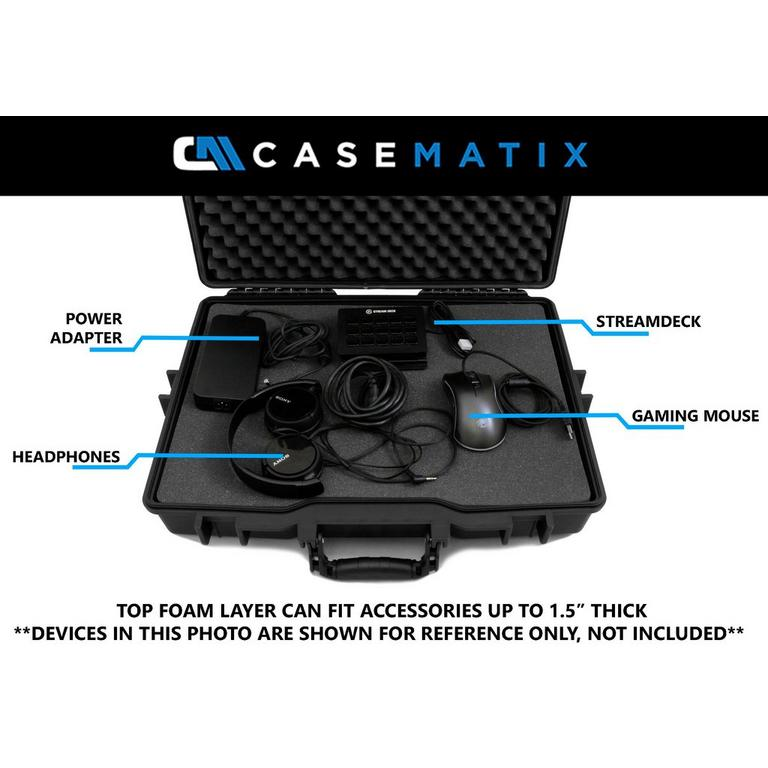 Elite Gaming Laptop Case 14 in to 18 in