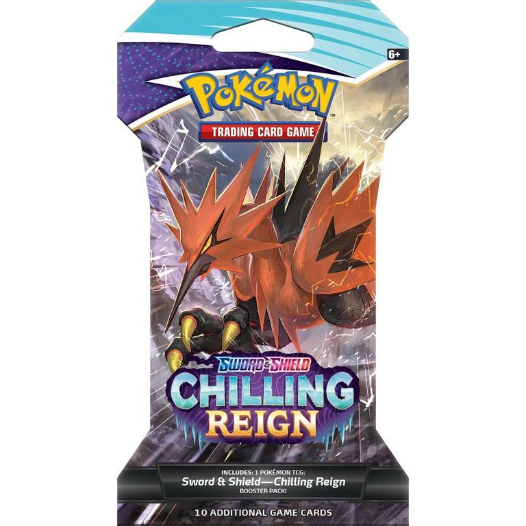 Pokemon Trading Card Game: Sword and Shield Chilling Reign Booster Pack