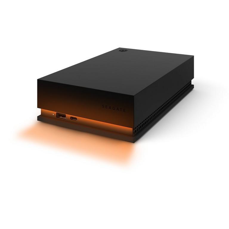 FireCuda Gaming Hub External HDD 8TB