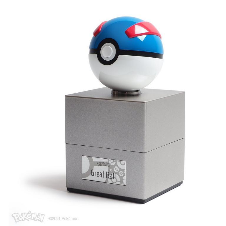 Pokemon Die-cast Great Ball
