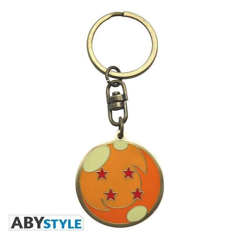 Dragon Ball Z Mug Journal and Keychain Gift Set