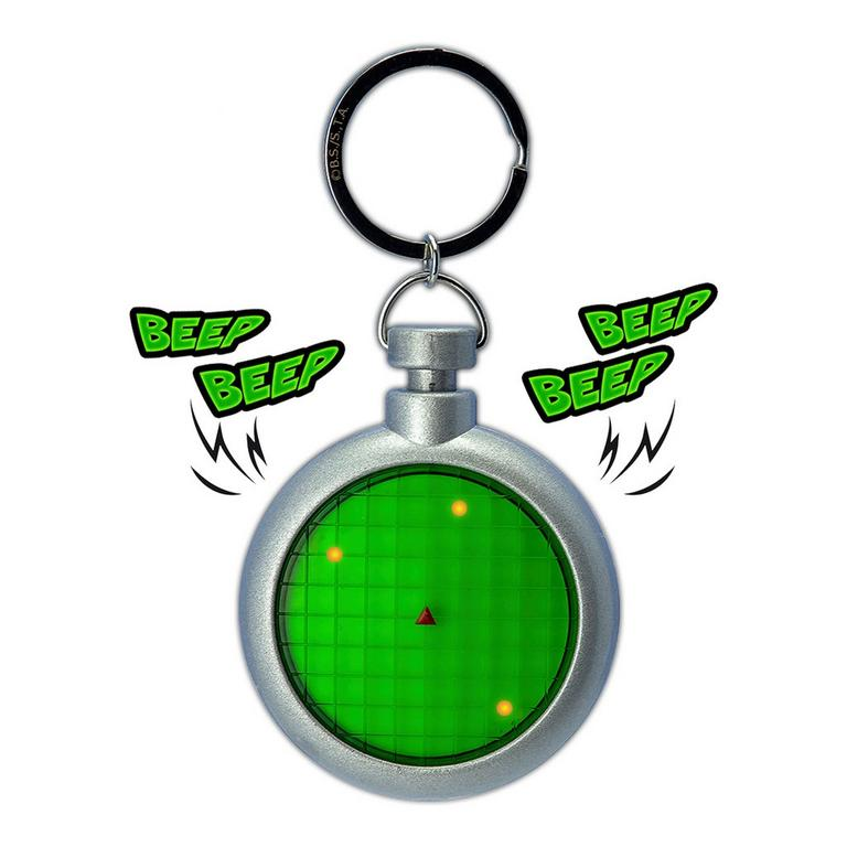 Dragon Ball Z Capsule Corp. 3 Piece Keychain Set