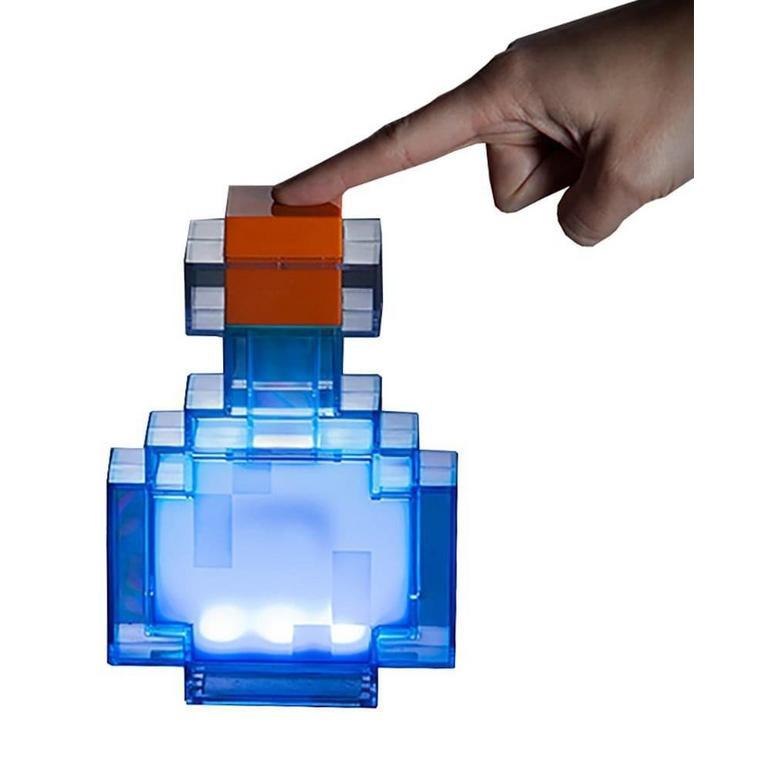 Minecraft Potion Bottle Color Changing Mood Light