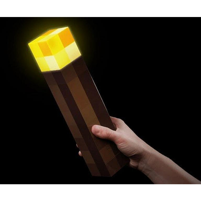 Minecraft Torch Mood Light