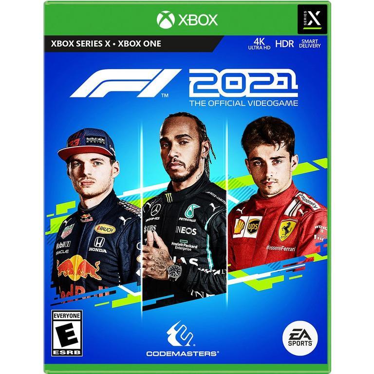 F1 2021 - Xbox One