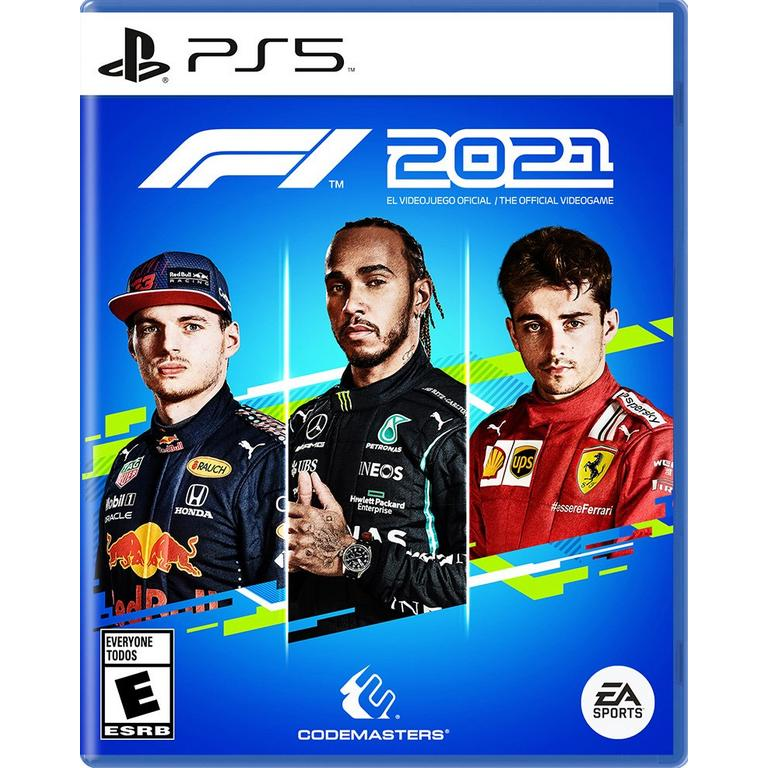 F1 2021   PlayStation 5   GameStop
