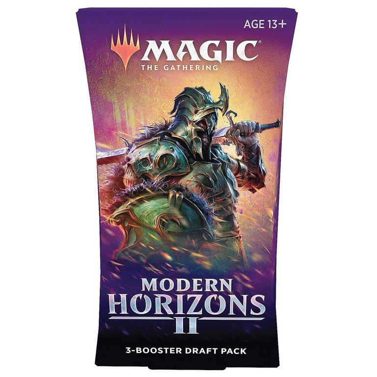 Magic: The Gathering Modern Horizons 2 3 Booster Draft Pack