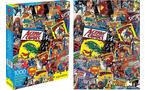 DC Comics Superman Comic Collage 1000 Piece Jigsaw Puzzle