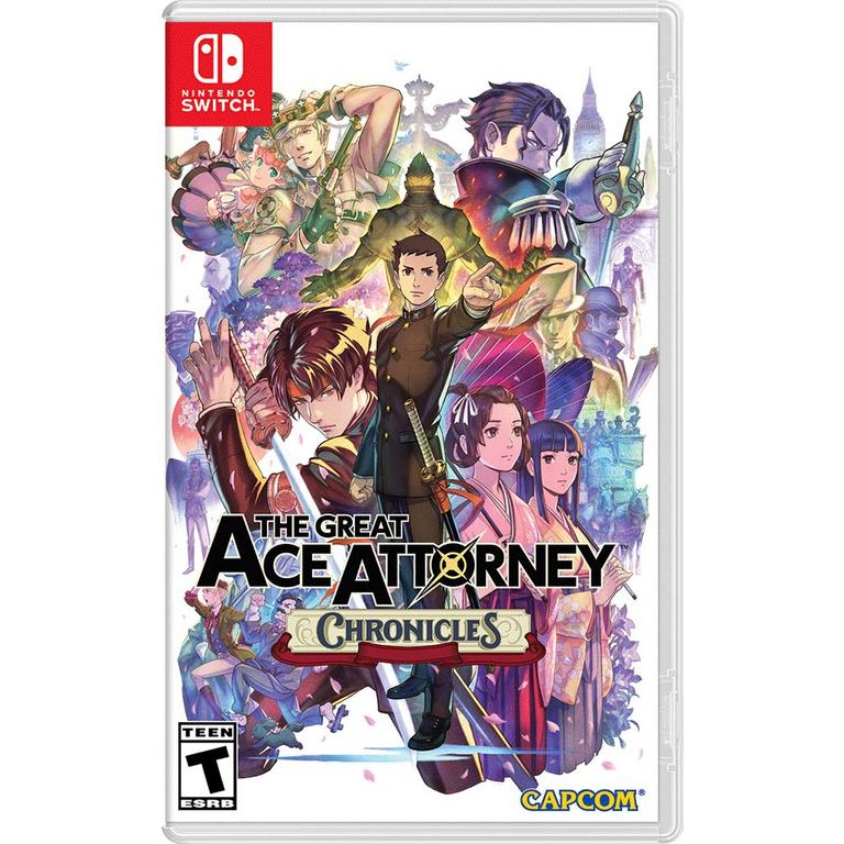 The Great Ace Attorney Chronicles  - Nintendo Switch
