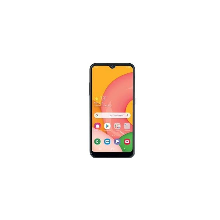 Samsung Galaxy A01 RFB Phone and Page Plus Prepaid 3 Month $39.95 Unlimited Plan Bundle