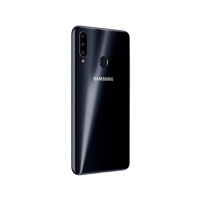 Samsung Galaxy A20 RFB Phone and Simple Mobile Prepaid 3 Month $40 Unlimited Plan Bundle