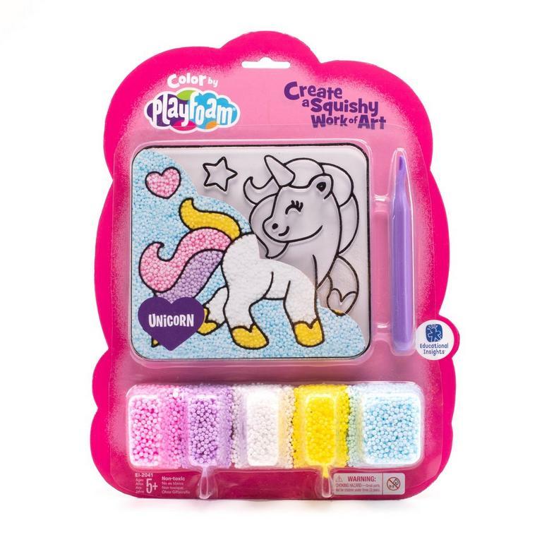 Color Unicorn Playfoam