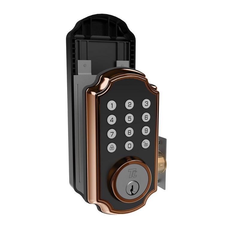 TurboLock TL116 Digital Deadbolt Lock with Keypad