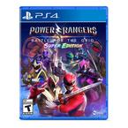 Power Rangers: Battle for the Grid Super Edition - PlayStation 4