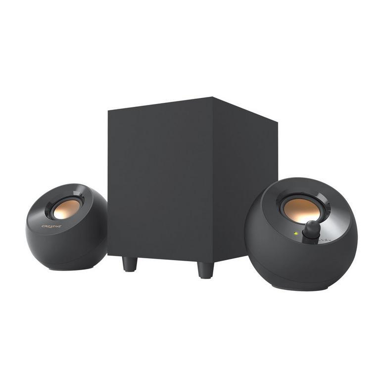 Pebble Plus Speaker and Subwoofer