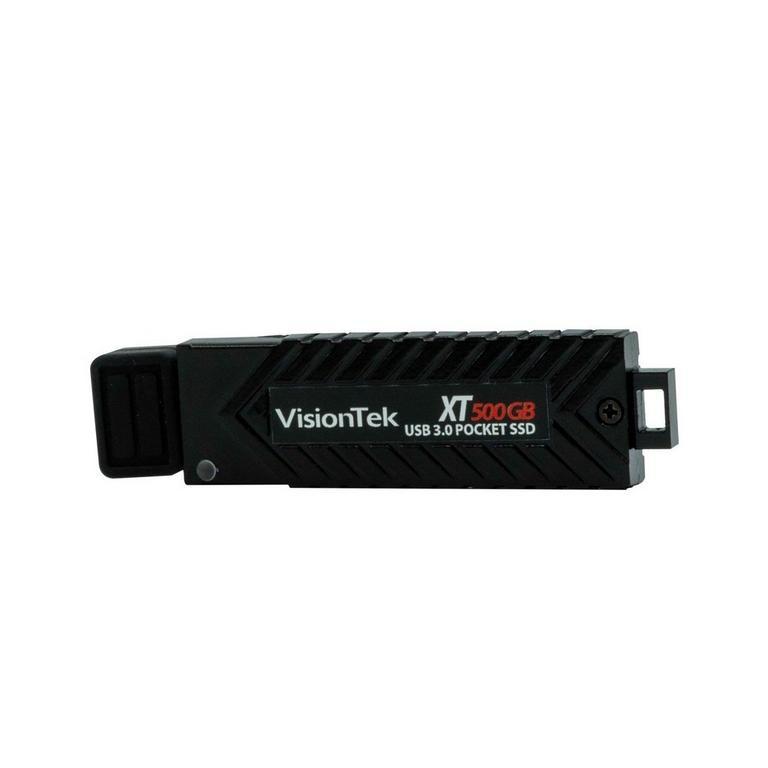 XT USB 3.0 Pocket SSD 500GB